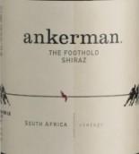 抛锚人脚定力西拉干红葡萄酒(Ankerman The FootHold Shiraz,Breedekloof,South Africa)