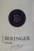 贝灵哲创始园雷司令干白葡萄酒(Beringer Founders' Estate Riesling,California,USA)