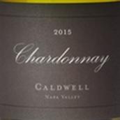 考德威尔霞多丽干白葡萄酒(Caldwell Vineyard Chardonnay,Napa Valley,America)
