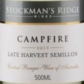 史托克曼坎帕菲尔晚收赛美蓉加强酒(Stockman's Ridge Campfire Late Harvest Semillion,Orange,...)
