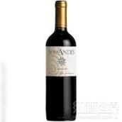 安第斯太阳佳美娜干红葡萄酒(Sol de Andes Carmenere,Central Valley,Chile)