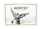 蒙特斯经典系列马尔贝克干红葡萄酒(Montes Classic Series Malbec,Colchagua Valley,Chile)