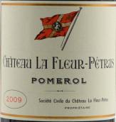 帕图斯之花酒庄红葡萄酒(Chateau La Fleur Petrus,Pomerol,France)