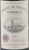 维奥莱酒庄干红葡萄酒(Chateau La Violette,Pomerol,France)