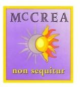 麦克雷品丽珠西拉干红葡萄酒(McCrea Cellars Non Sequitur Cabernet Franc - Syrah, Washington, USA)
