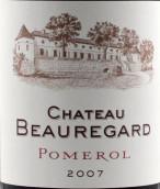 宝莲酒庄红葡萄酒(Chateau Beauregard,Pomerol,France)