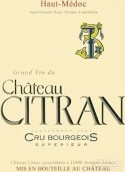 西特兰酒庄干红葡萄酒(Chateau Citran, Haut-Medoc, France)