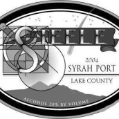 斯蒂尔西拉波特酒(Steele Wines Syrah Port,Lake County,USA)