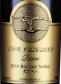 元藤珍藏西拉干红葡萄酒(Vine Pedigree Reserve Shiraz, Barossa Valley, Australia)