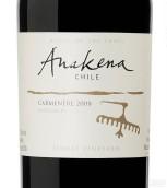 安娜肯纳单一葡萄园佳美娜干红葡萄酒(Anakena Single Vineyard Carmenere,Rapel Valley,Chile)