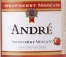 安德烈草莓莫斯卡托起泡酒(Andre Strawberry Moscato Sparkling,California,USA)