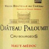 帕洛美城堡红葡萄酒(Chateau Paloumey,Haut-Medoc,France)