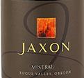 贾克森米斯特拉尔干红葡萄酒(Jaxon Mistral,Rogue Valley,USA)