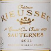 莱斯古堡贵腐甜白葡萄酒(Chateau Rieussec,Sauternes,France)