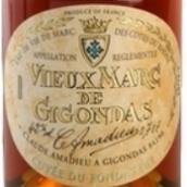 阿玛迪霍尔戴格蒸馏酒(Pierre Amadieu Hors d' Age,Vieux Marc de Gigondas,France)