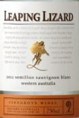 利查德酒庄长相思赛美蓉混酿干白葡萄酒(Ferngrove Leaping Lizard Semillon - Sauvignon Blanc, Western Australia)