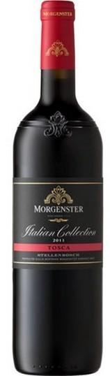 摩根斯特托斯卡干红葡萄酒(Morgenster Tosca,Stellenbosch,South Africa)