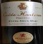 康卡尔白马霍顿斯特级甄选干白葡萄酒(Cheval Quancard Cuvee Hortense Prestige,Entre-deux-Mers,...)
