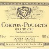 路易亚都科尔登普吉特园干红葡萄酒(Louis Jadot Corton Pougets,Cote de Beaune,France)