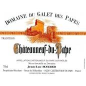 教皇加雷酒庄传统干红葡萄酒(Domaine du Galet des Papes Vin Tradition,Chateauneuf du Pape...)