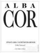 阿尔巴科尔瑟里罗琼瑶浆灰皮诺白葡萄酒(Cor Cellars 'Alba Cor' Celilo Vineyard Gewurztraminer-Pinot ...)