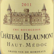 宝梦酒庄红葡萄酒(Chateau Beaumont,Haut-Medoc,France)