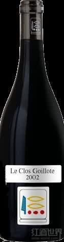 皮耶侯奇瓜露特园干红葡萄酒(Domaine Prieure Roch Vosne-Romanee Le Clos Goillotte,Cote de...)