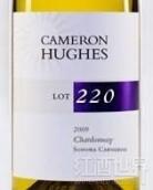 卡梅隆休斯220区霞多丽干白葡萄酒(Cameron Hughes Lot 220 Chardonnay,California,USA)