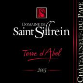 圣斯芙莱茵教皇新堡亚伯园干红葡萄酒(Domaine de Saint Siffrein Chateauneuf du Pape Terre d'Abel,...)