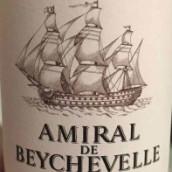 龙船庄园副牌(龙船将军)干红葡萄酒(Amiral de Beychevelle,Saint-Julien,France)