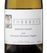 托布雷玛珊-维欧尼-瑚珊干白葡萄酒(2001)(Torbreck Marsanne - Viognier - Roussanne, Barossa Valley, Australia)