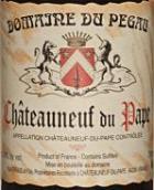 佩高酒庄珍藏特酿教皇新堡干红葡萄酒(Domaine du Pegau Cuvee Reservee Rouge, Chateauneuf du Pape, France)