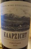 卡帕子池酒庄皮诺塔吉干红葡萄酒(Kaapzicht Estate Pinotage, Stellenbosch, South Africa)