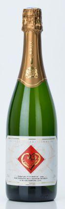 巴斯蒂瑞赫登传统法起泡酒(Domaine de la Bastide-Jourdan Methode Traditionnelle,Cotes ...)