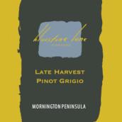 青石兰晚收灰皮诺干白葡萄酒(Bluestone Lane Late Harvest Pinot Grigio,Mornington ...)