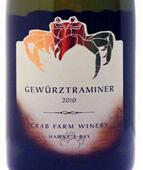 螃蟹酒庄琼瑶浆白葡萄酒(Crab Farm Winery Gewurztraminer,Hawke's Bay,New Zealand)