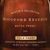 伍德福德珍藏大师系列批量酒精度纯波本威士忌(Woodford Reserve Master's Collection Batch Proof Straight ...)