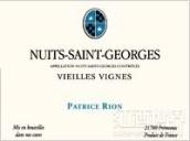 Domaine Patrice et Michele Rion Nuits-Saint-Georges,Cote de ...
