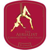 乔纳斯酒庄高空杂技师品丽珠干红葡萄酒(Jonas Cellars The Aerialist Cabernet Franc,Napa Valley,USA)
