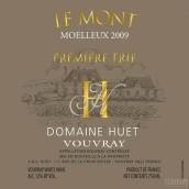 予厄山峰园一级甜白葡萄酒(Domaine Huet Le Mont Moelleux Premiere Trie, Vouvray, France)