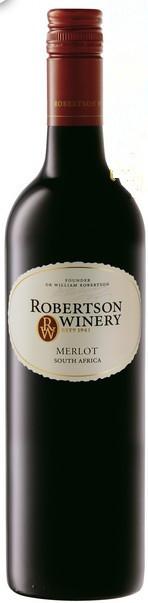 罗宾逊梅洛干红葡萄酒(Robertson Winery Merlot,Robertson,South Africa)