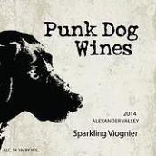 朋克狗酒庄维欧尼起泡酒(Punk Dog Wines Sparkling Viognier,Alexander Valley,USA)