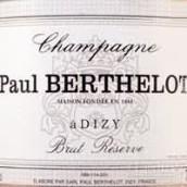 Paul Berthelot Brut Reserve,Champagne,France
