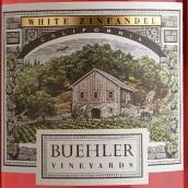 布勒酒庄仙粉黛桃红葡萄酒(Buehler Vineyards White Zinfandel, Napa Valley, USA)