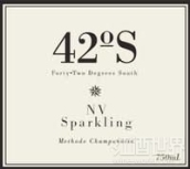蛙溪南纬42度起泡酒(Frogmore Creek 42 Degrees South Sparkling,Tasmania,Australia)