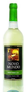 新大陆绿酒产区白葡萄酒(Novo Mundo Vinho Verde, Portugal)