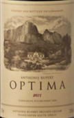 鲁伯特最佳干红葡萄酒(Anthonij Rupert Optima, Franschhoek Valley, South Africa)