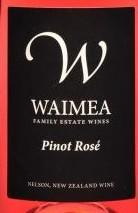 威美亚黑皮诺桃红葡萄酒(Waimea Pinot Rose,Nelson,New Zealand)