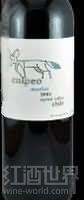 拉弗图娜山狐梅洛干红葡萄酒(La Fortuna Culpeo Merlot,Curico Valley,Chile)