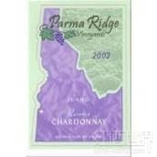 帕尔马山脊珍藏霞多丽干白葡萄酒(Parma Ridge Vineyards Reserve Chardonnay,Idaho,USA)
